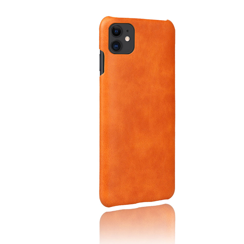 Leather iPhone 12 11 Pro Max Protective Case Cover IPS709_7