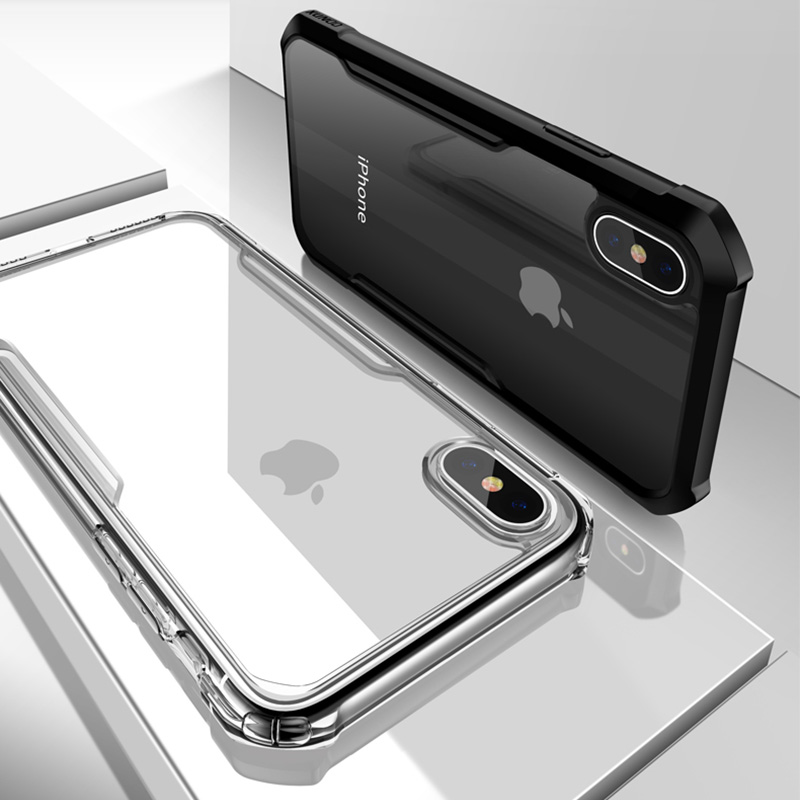 Protective Anti-fall iPhone 11 X XS Max Silicone Case Cover IPXSM04_12