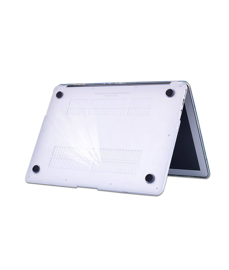 Marble Pattern Cover For Macbook 12 Air Pro 11 13 15 Touch MB1206_10