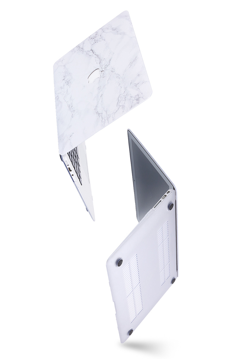 Marble Pattern Cover For Macbook 12 Air Pro 11 13 15 Touch MB1206_11