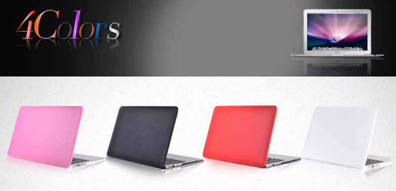 2017 Best Black Macbook Pro Touch Cover And Air Case In 11 13 15 Inch MBPA05_6