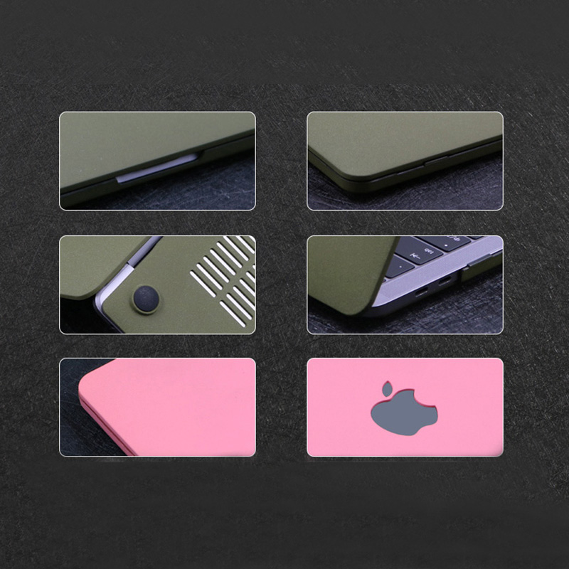 Protective Macbook 12 Air 13 Pro 13 15 And Touch Bar Cover MBPA10_10