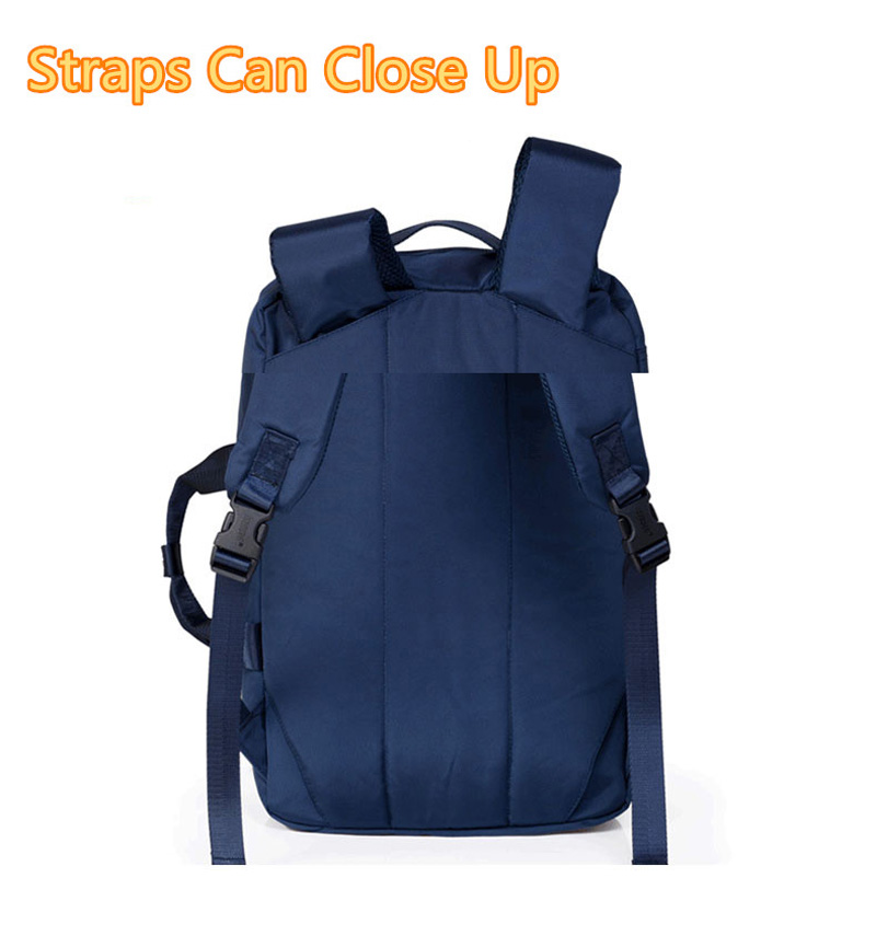 Multifunctional Backpack Puting Macbook iPad tech accessories For Students Travelers Business MFB01_14