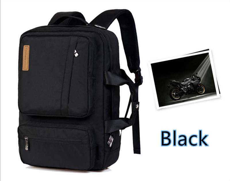 Multifunctional Backpack Puting Macbook iPad tech accessories For Students Travelers Business MFB01_9