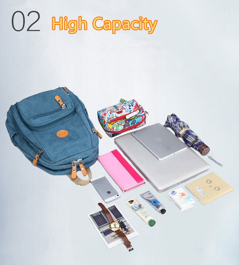 Best Cute Multifunction Traveling Backpacks For Girls And Students MFB02_10