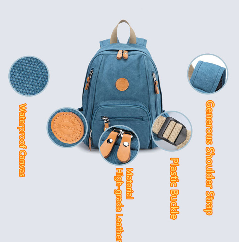 Best Cute Multifunction Traveling Backpacks For Girls And Students MFB02_19