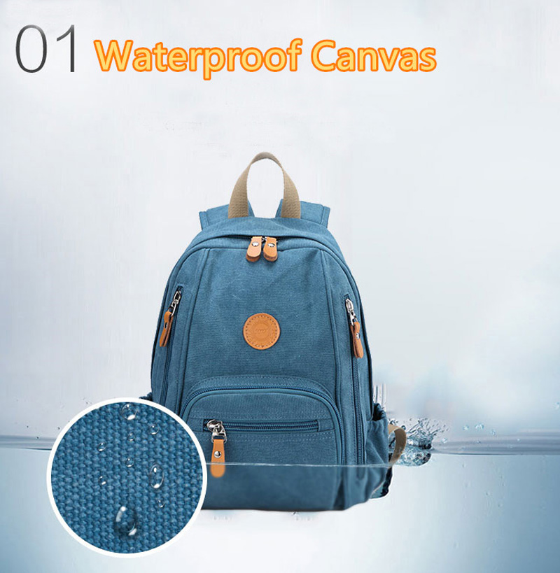 Best Cute Multifunction Traveling Backpacks For Girls And Students MFB02_9