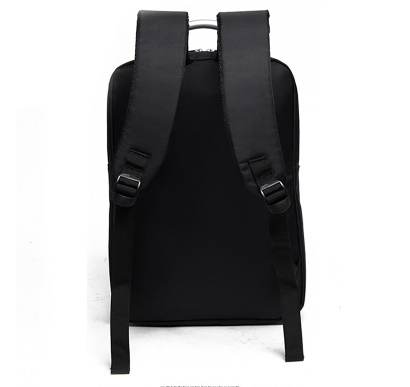 Minimalism Business Laptop Computer Square Backpack Leisure Bag MFB03_12