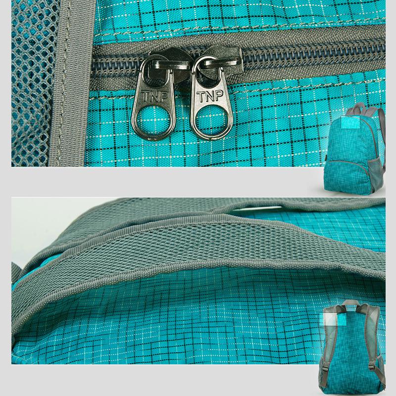 Foldable Children Travel School Shoulder Bag Backpack MFB13_10