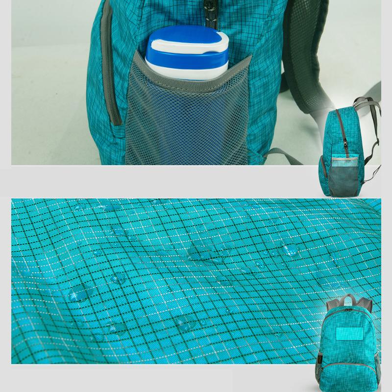 Foldable Children Travel School Shoulder Bag Backpack MFB13_11