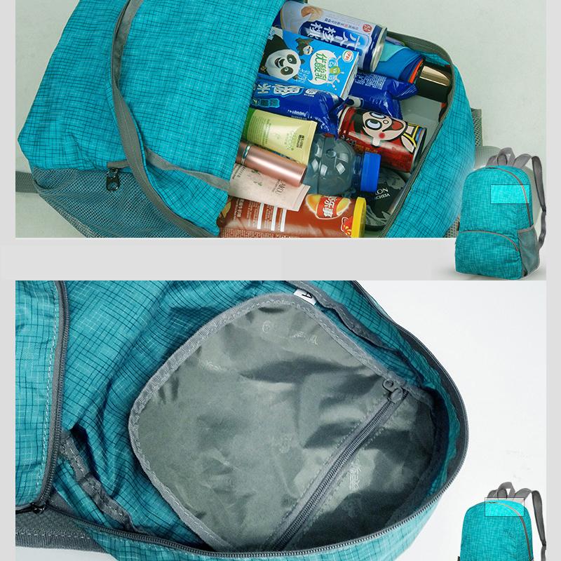Foldable Children Travel School Shoulder Bag Backpack MFB13_13