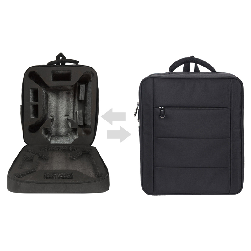 DJI Phantom 4 Pro 3 Pro Advanced Standard Backpack Canvas Bag MFB18_7