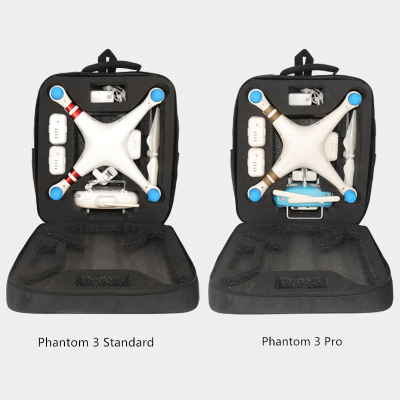 DJI Phantom 4 Pro 3 Pro Advanced Standard Backpack Canvas Bag MFB18_8
