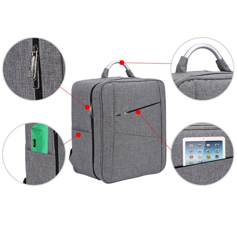DJI Phantom 4 Pro 3 Pro Advanced Standard Backpack Canvas Bag MFB18_9