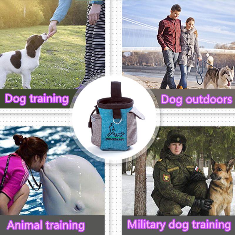 Dog Training Treat Bag MFB23_13