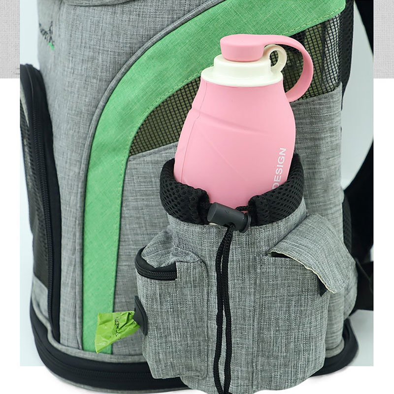 Luxury Pet Travel Backpack Carrier MFB26_7