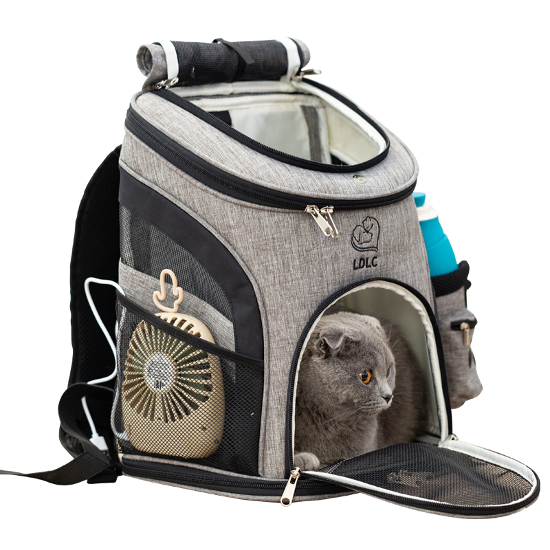 Luxury Pet Travel Plus Size Backpack Carrier MFB27_18
