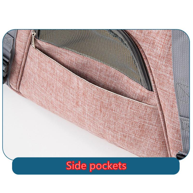 Large Side Window Pet Handbag MFB32_10