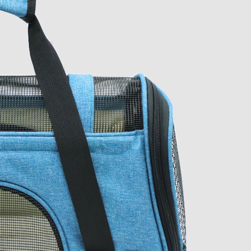 Large Side Window Pet Handbag MFB32_12