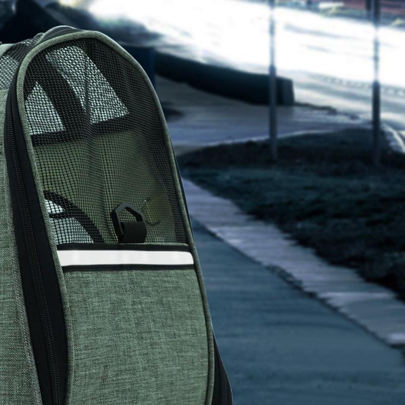 Large Side Window Pet Handbag MFB32_13