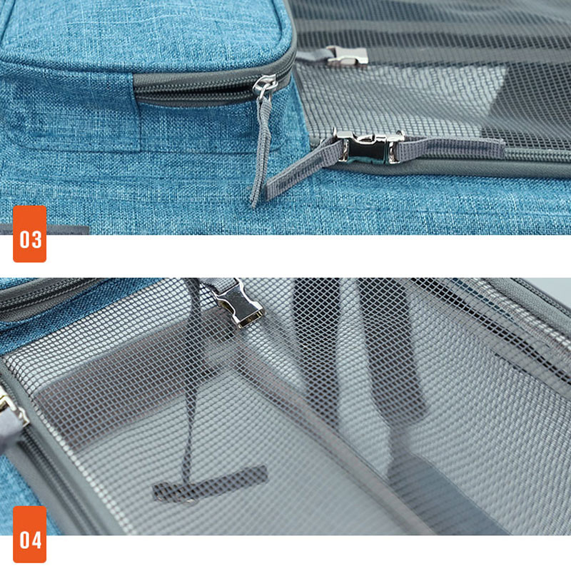 Perfect Pet Trolley Bag Rolling Carrier MFB38_13
