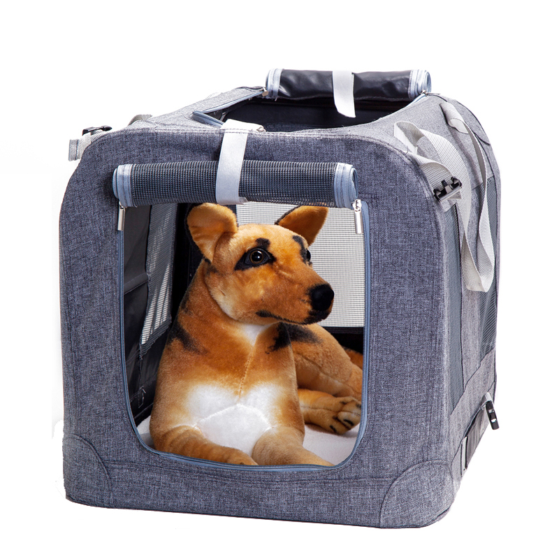 Durable Dog Kennel Cage At Home And Outside MFB41_8