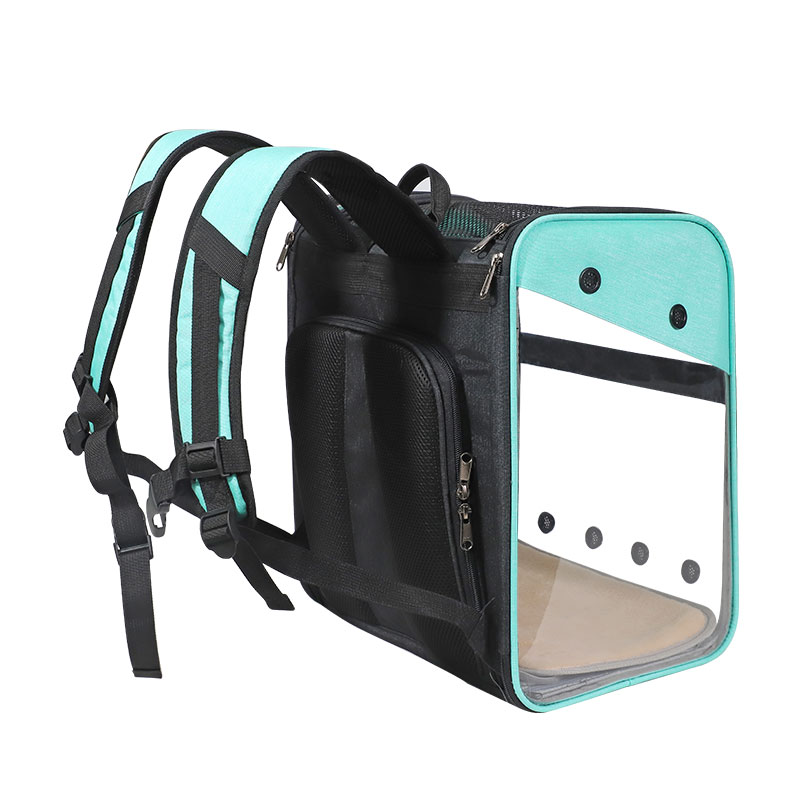 Breathable Dog Cat Backpack Pet Carrier With Extra Room MFB50_10