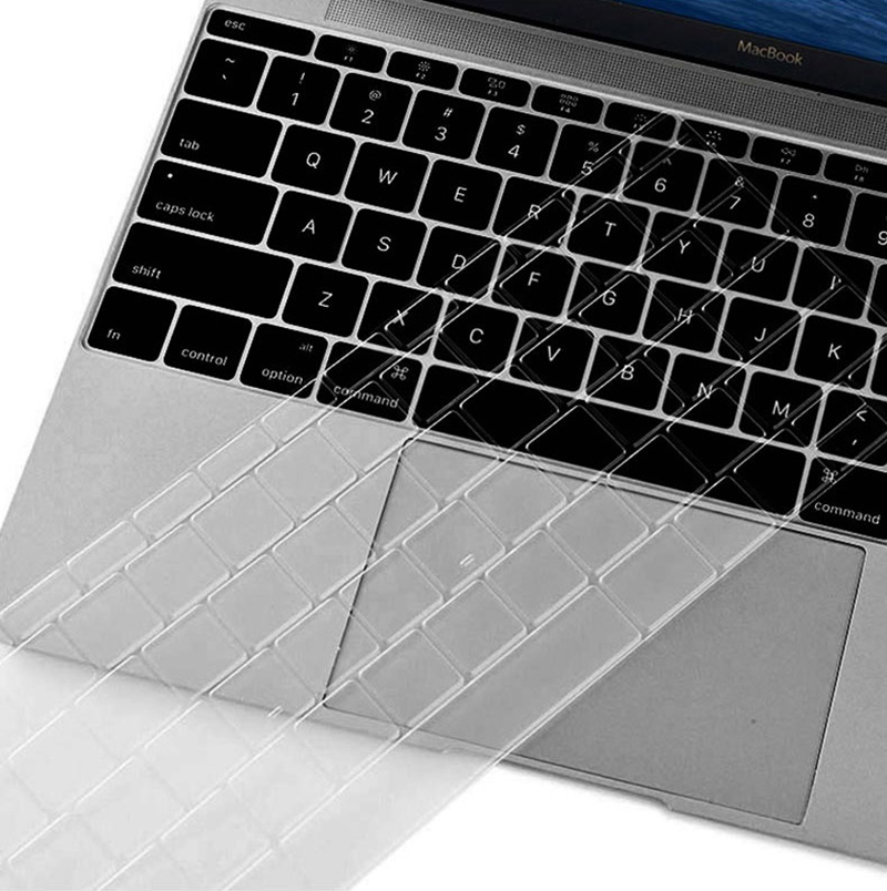 2018 Macbook Pro 13 15 Inch Touch Bar Keyboard Skin Case MKC03_6