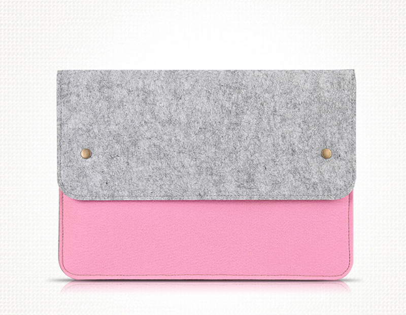 Cheap Cool Surface Book Pro 4 3 Protective Felt Bag Sleeve MSB04_14