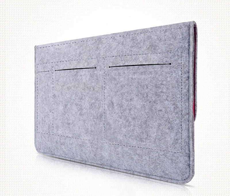 Cheap Cool Surface Book Pro 4 3 Protective Felt Bag Sleeve MSB04_21