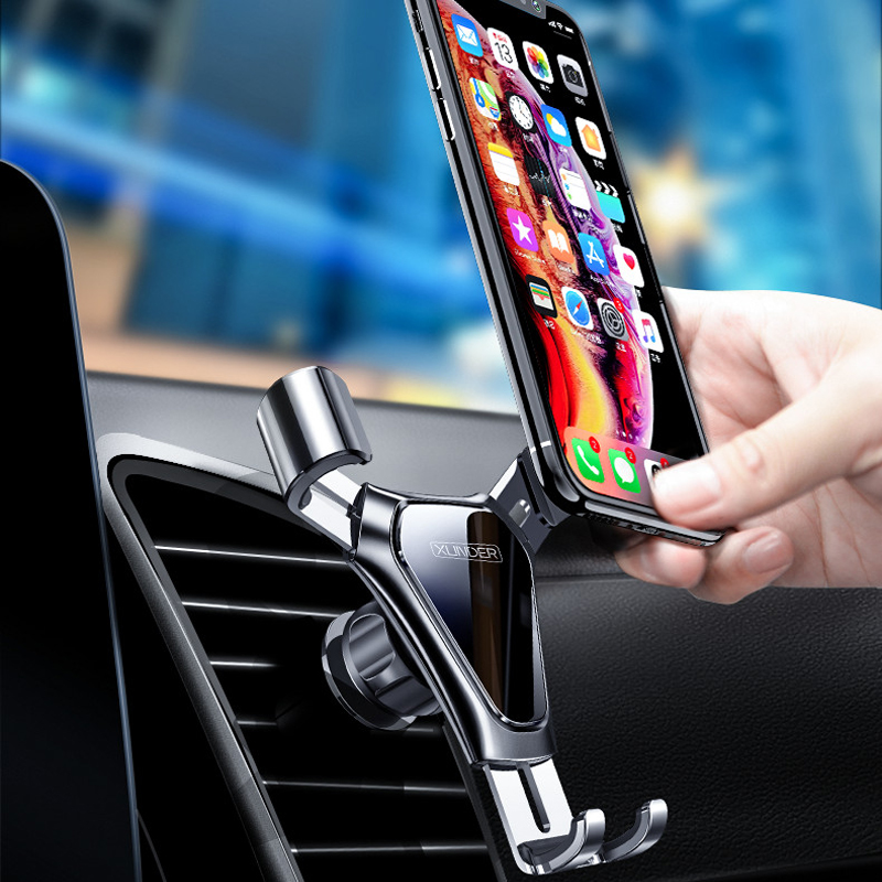 2019 Best Universal iPhone iPad Samsung Smartphone Phone Car Holder PHE02_7