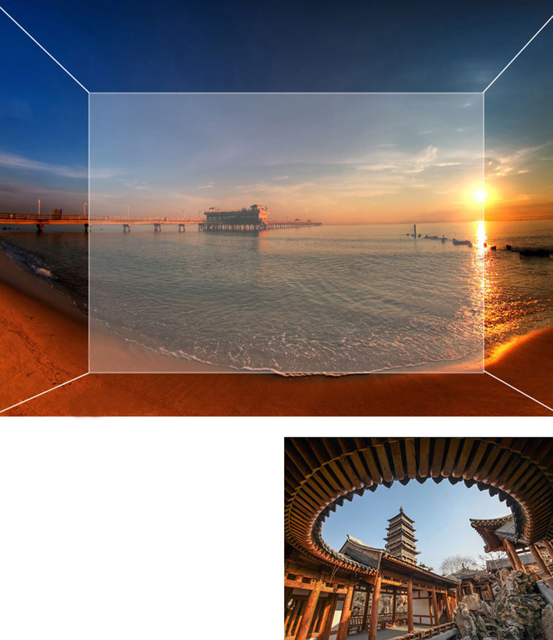 Samsung iPhone Wide Macro Fisheye Angle Lens Universal External Camera PHE03_12