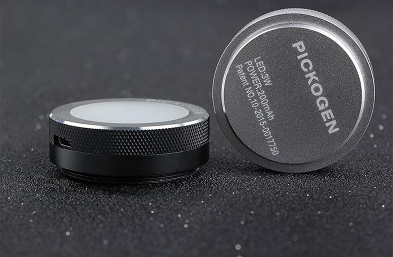 External Fill Light LED Lamp Lens For Phone Selfie Stick PHE05_14