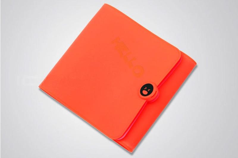 Black Thinest Foldable iPhone 6 Plus 6 iPad Surface Bluetooth Keyboard Case PKB01_13
