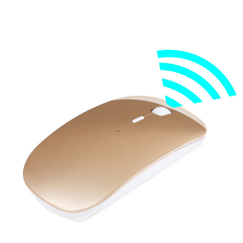 Comfortable Laptop Notebook Wireless Mouse Bluetooth Optical Mouse PMS01_10