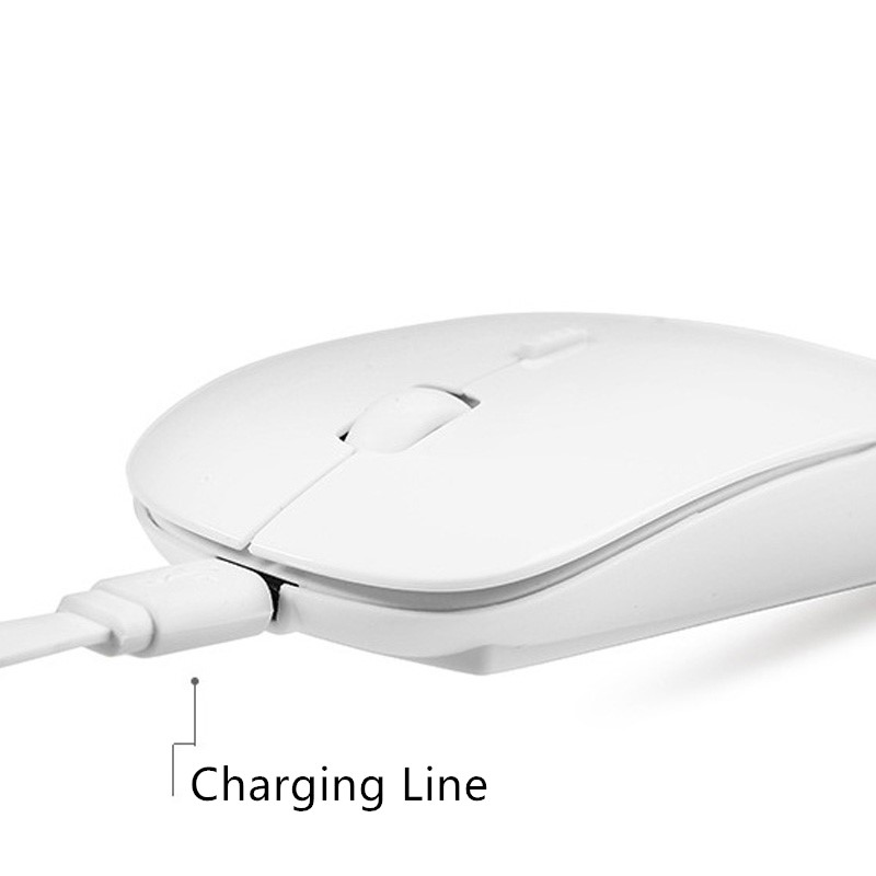 Comfortable Laptop Notebook Wireless Mouse Bluetooth Optical Mouse PMS01_8