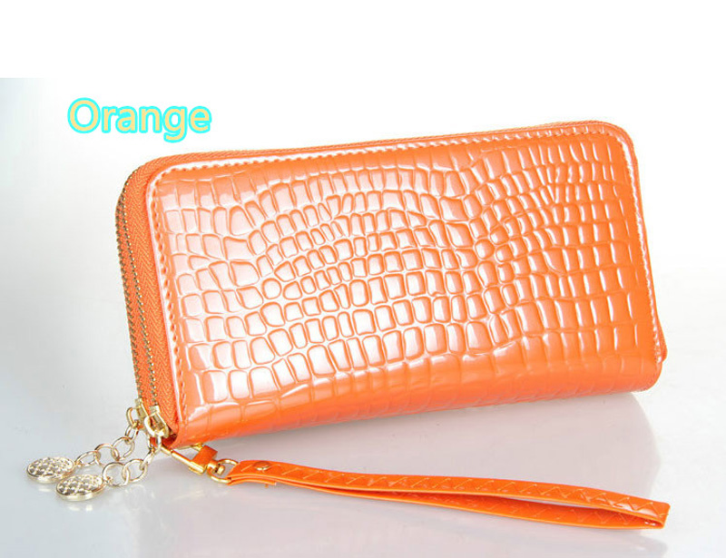 Beautiful And Colorful Women Leather Cell Phone Wallet With CardHolder For iPhone And Sumsung PW03_18