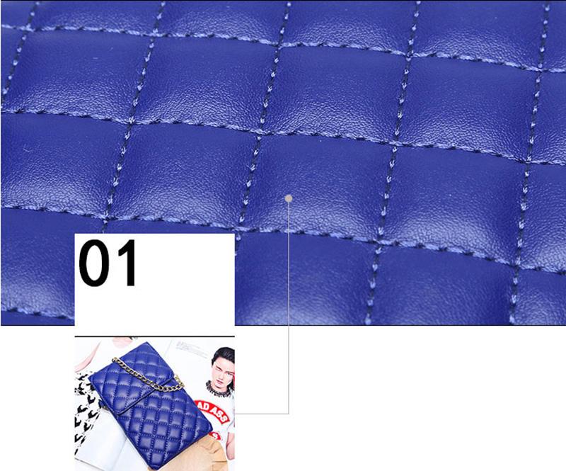 Best Mini Messenger Bag 2 Layer Cellphone Wallets PW04_8