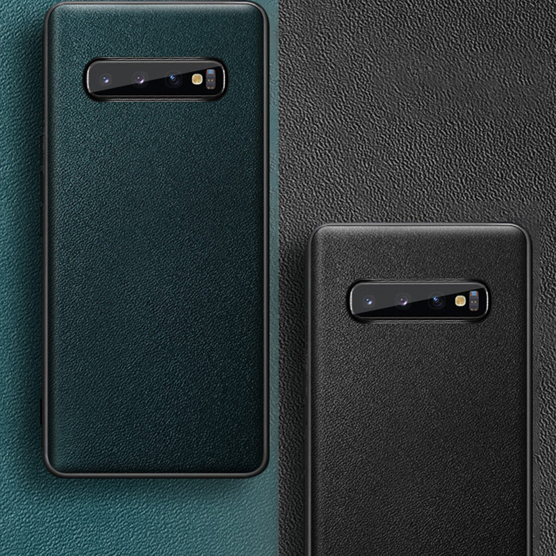 Leather Protective Samsung S20 S10 S9 S8 Case SG703_7