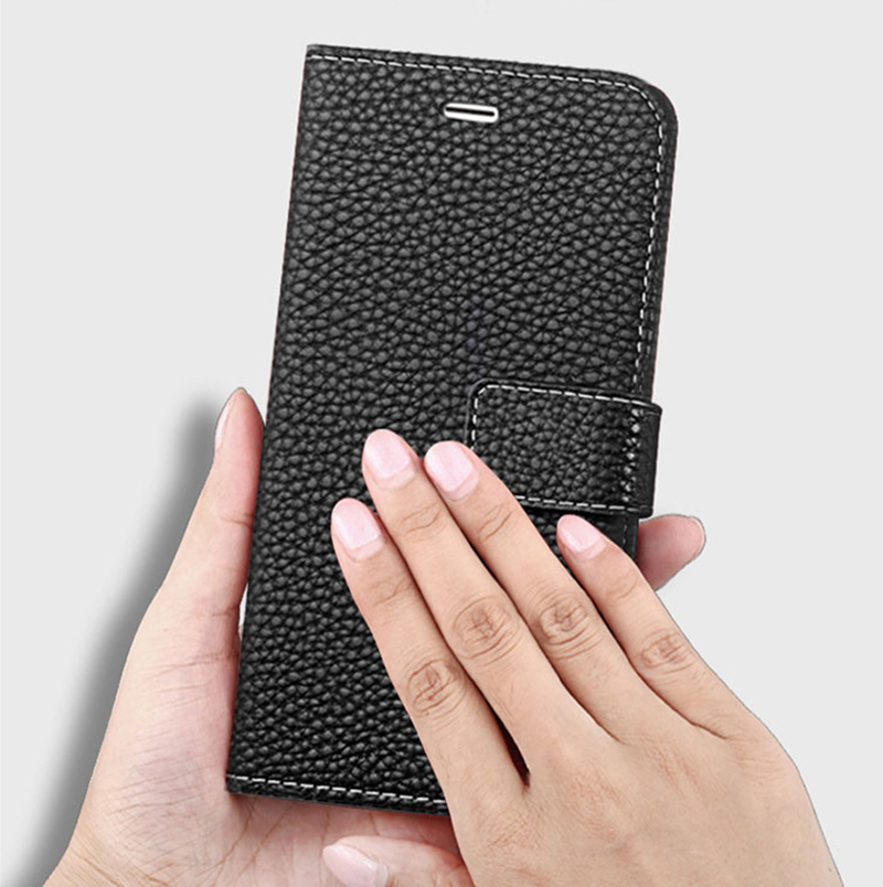 Protective Leather Case Cover For Samsung S8 Plus S7 S6 Edge SG807_9