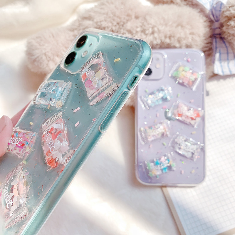 3D Stereo Cartoon Candy Case For Samsung S21 20 10 9 8 And Plus SG808_10