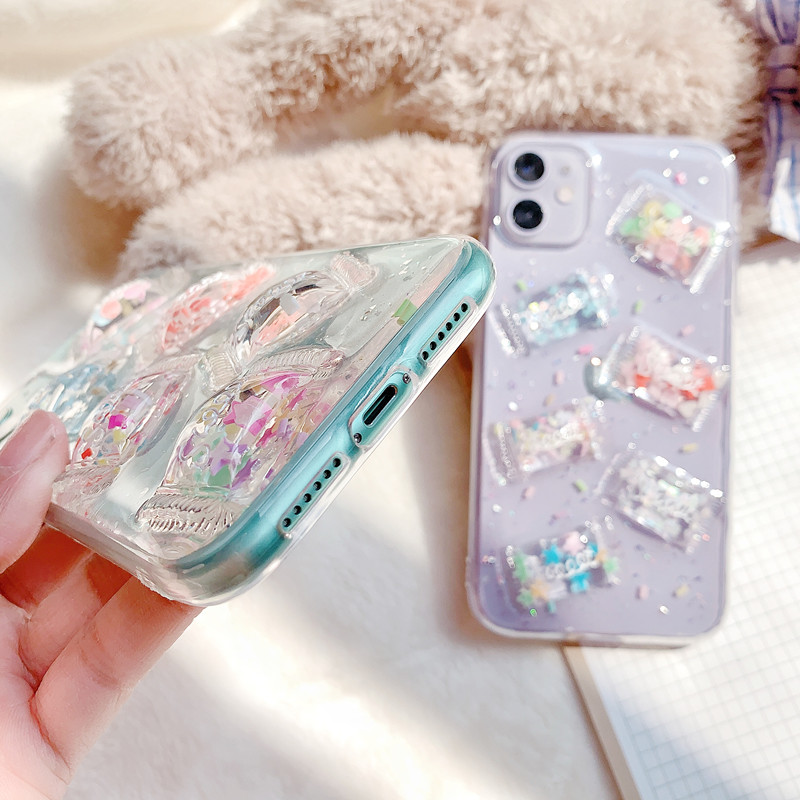 3D Stereo Cartoon Candy Case For Samsung S21 20 10 9 8 And Plus SG808_6