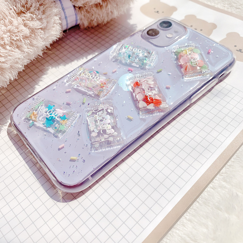 3D Stereo Cartoon Candy Case For Samsung S21 20 10 9 8 And Plus SG808_7