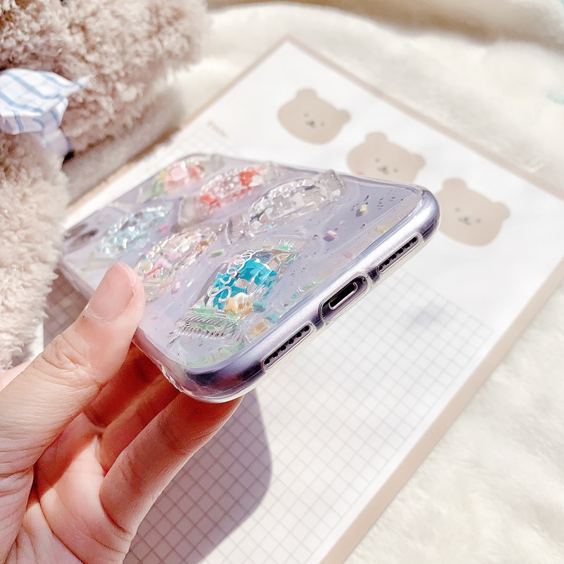 3D Stereo Cartoon Candy Case For Samsung S21 20 10 9 8 And Plus SG808_8