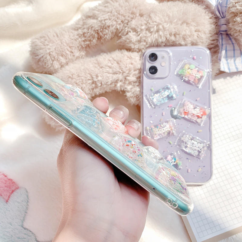 3D Stereo Cartoon Candy Case For Samsung S21 20 10 9 8 And Plus SG808_9