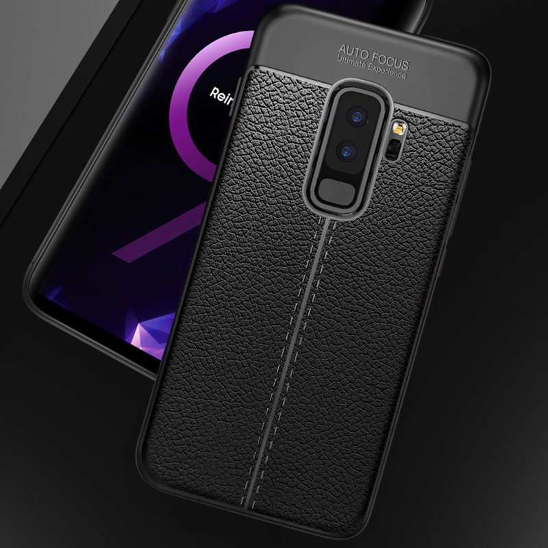 Perfect Silicone Samsung S9 And Plus Case Cover SG902_8