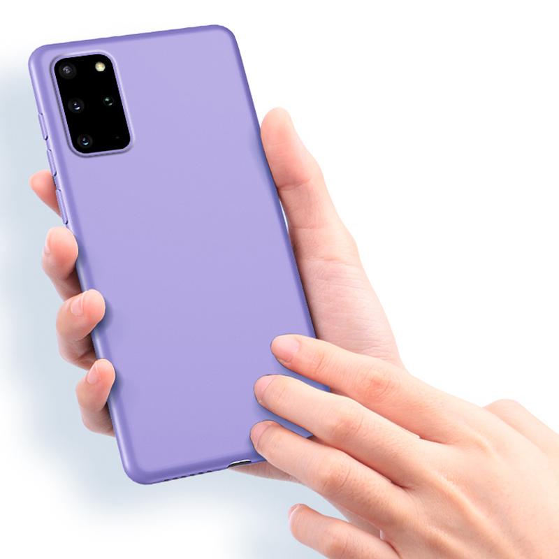 Perfect Silicone Samsung S20 Plus Ultra Case Cover SG906_7