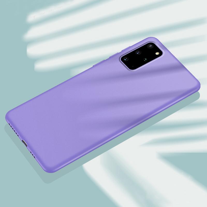 Perfect Silicone Samsung S20 Plus Ultra Case Cover SG906_8