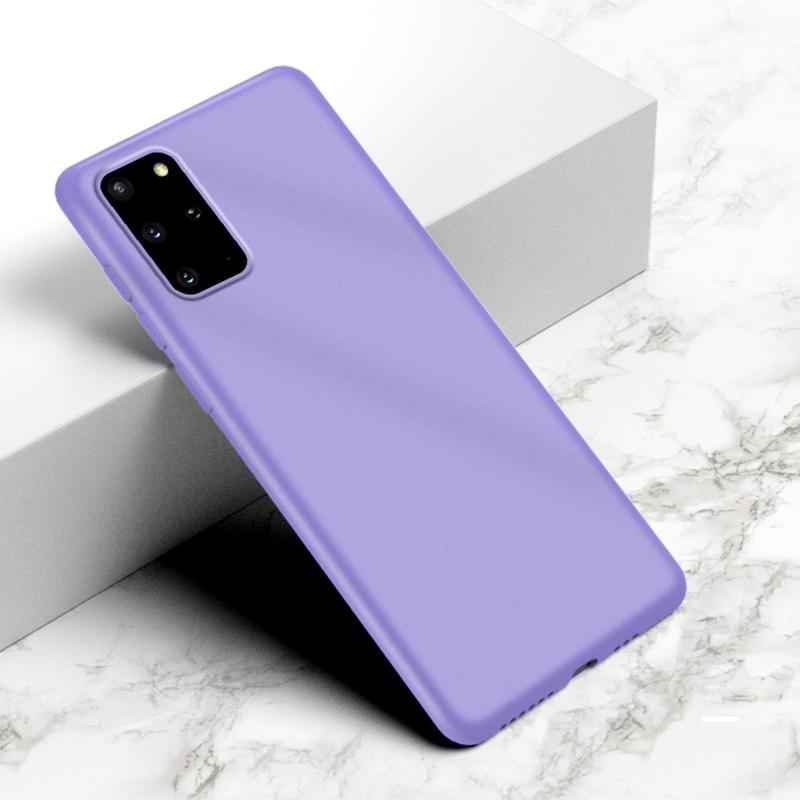 Perfect Silicone Samsung S20 Plus Ultra Case Cover SG906_9