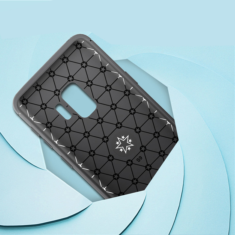 Protective Samsung S8 S9 And Plus Note 9 8 Case With Ring Bracket SGN807_6